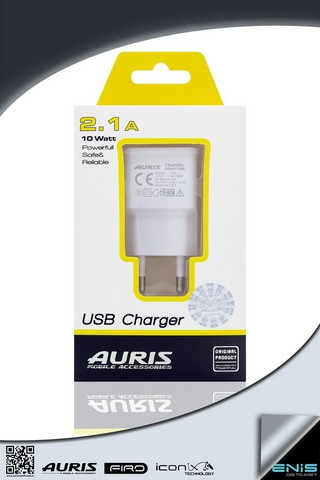2-1A USB CHARGER