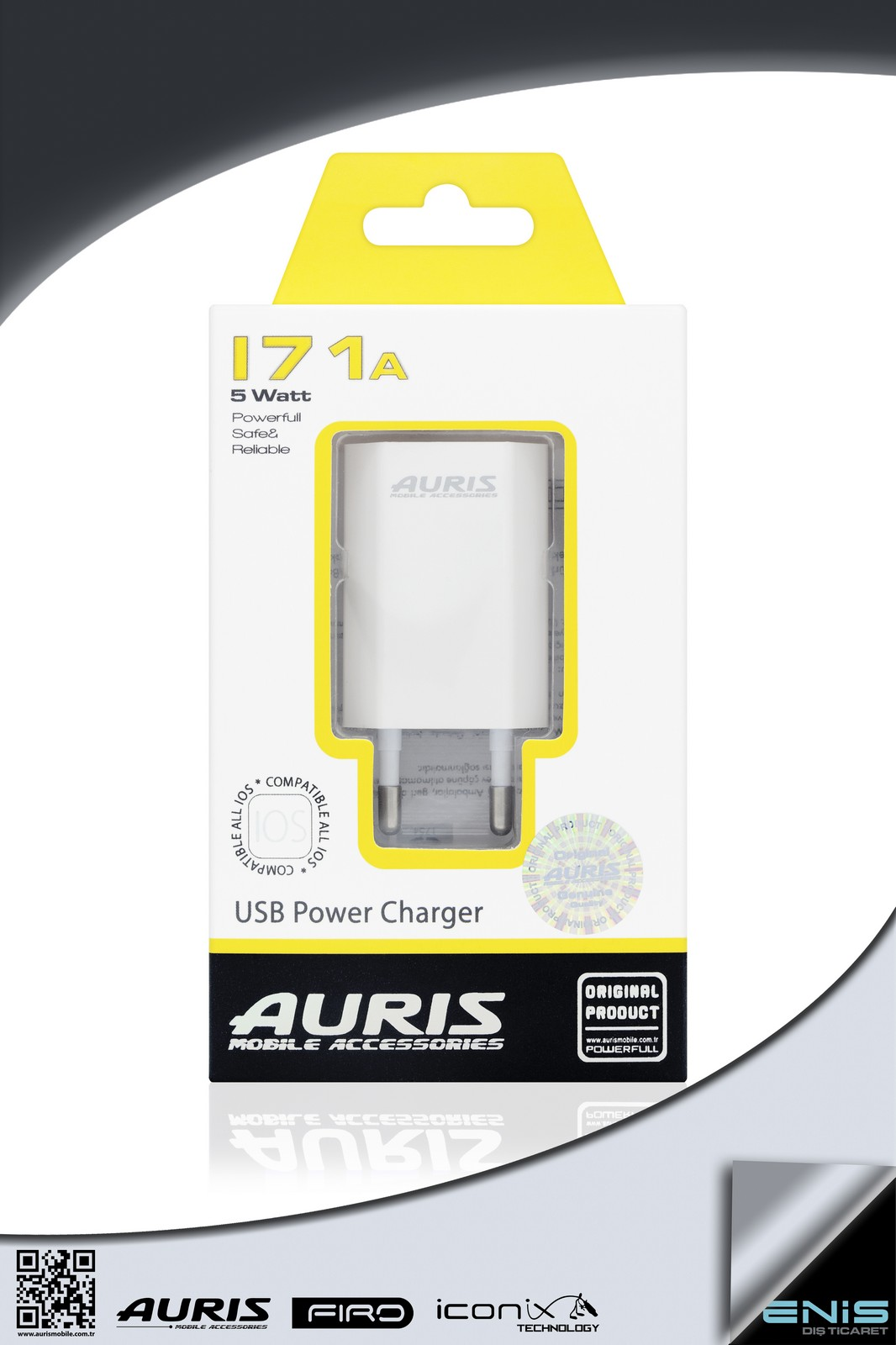 I7 USB POWER CHARGER 1A