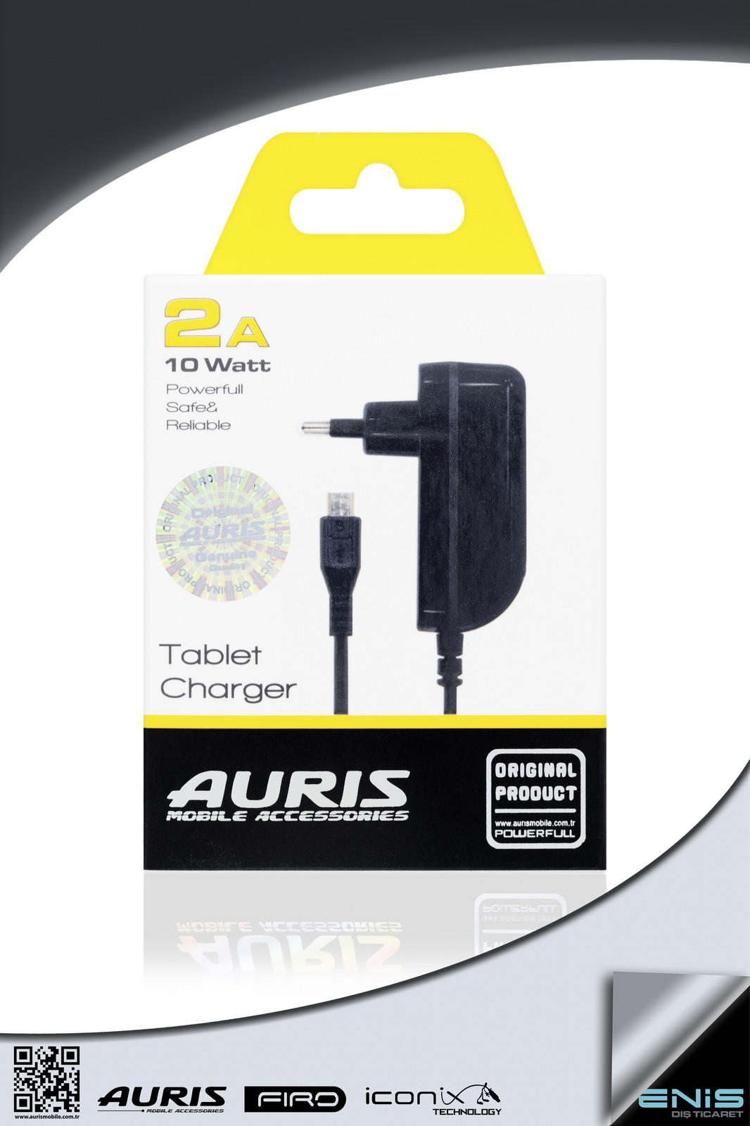 TABLET CHARGER 2A-2