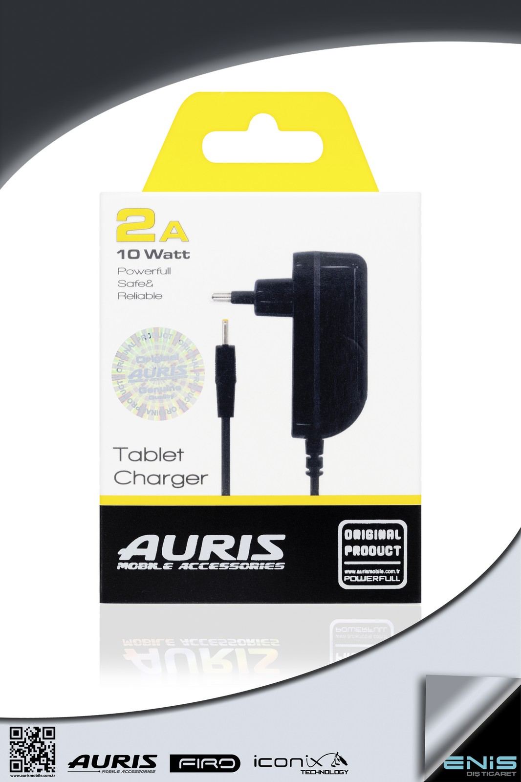 TABLET CHARGER 2A