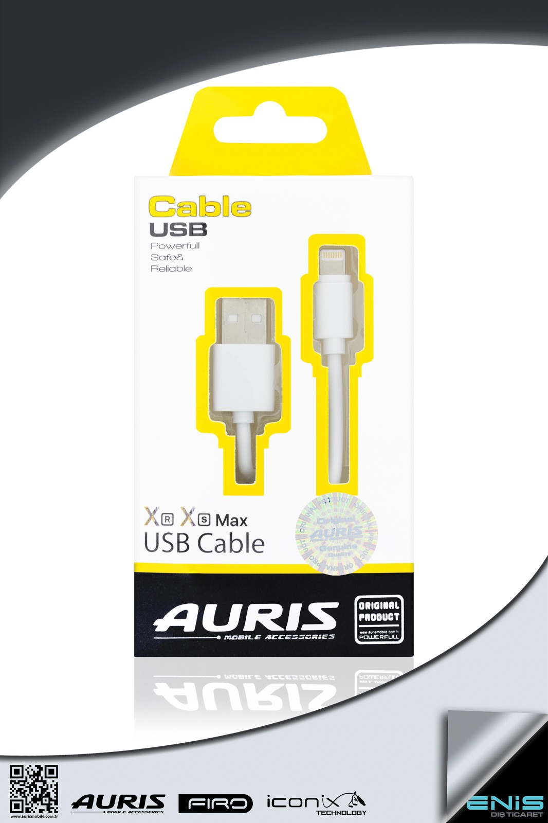 XR-XS MAX USB CABLE