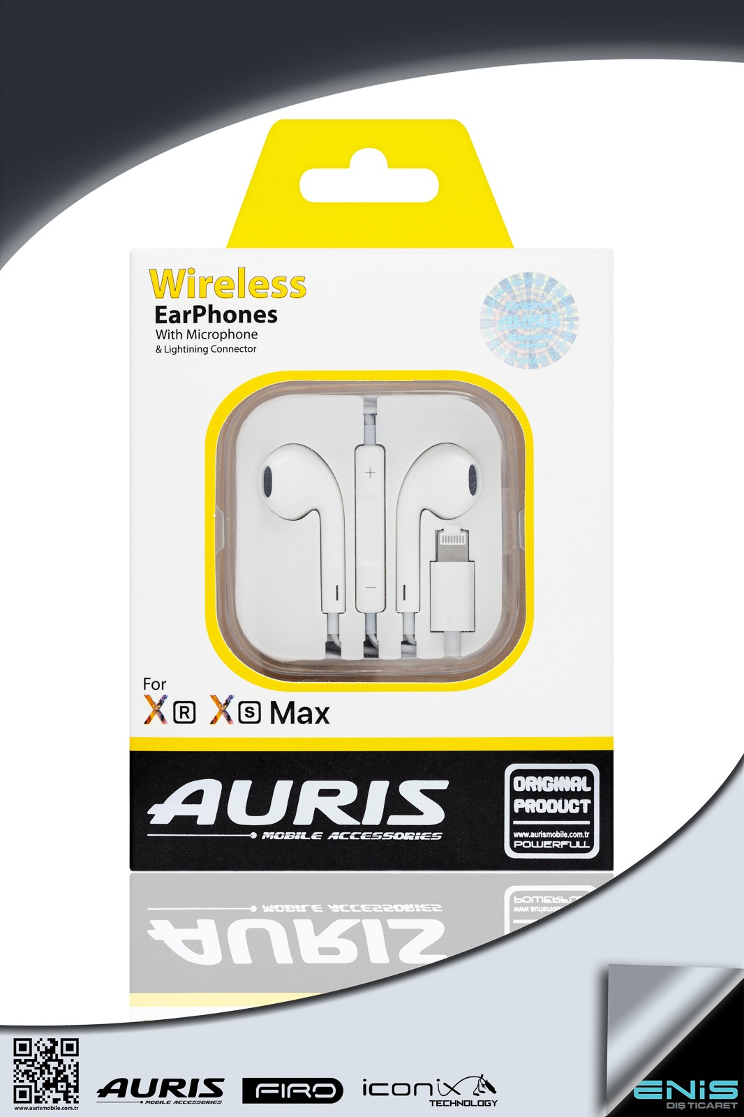 EarPhone XR XS
