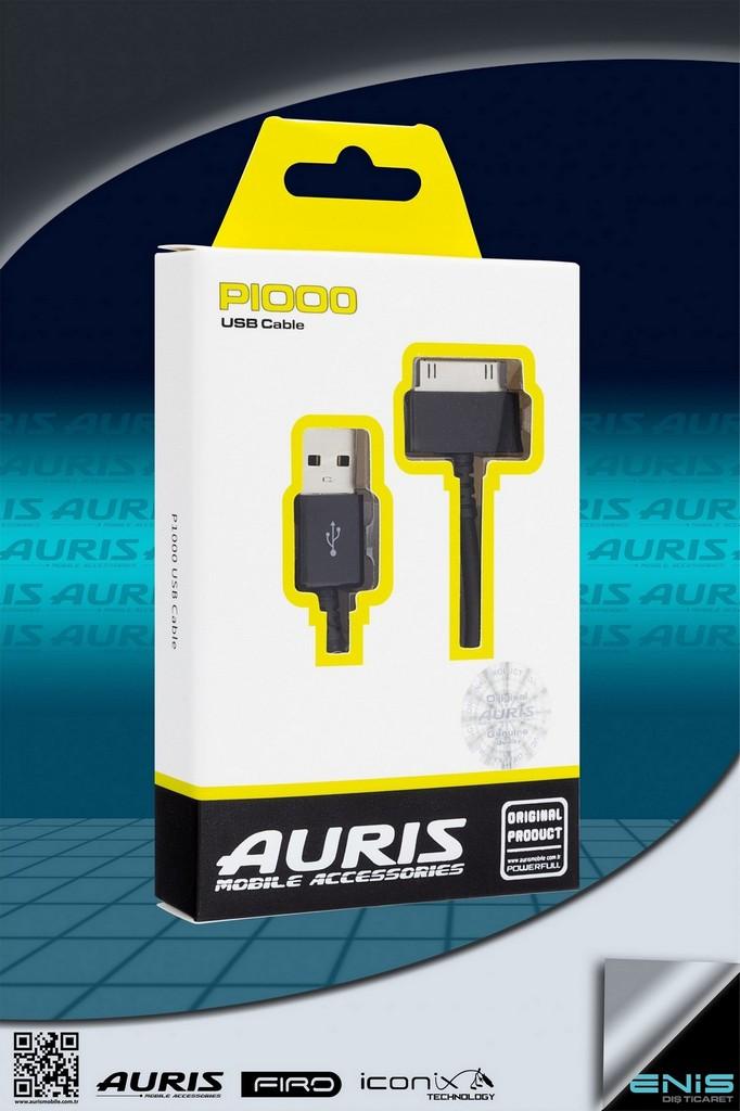Auris P1000 Usb Kablo