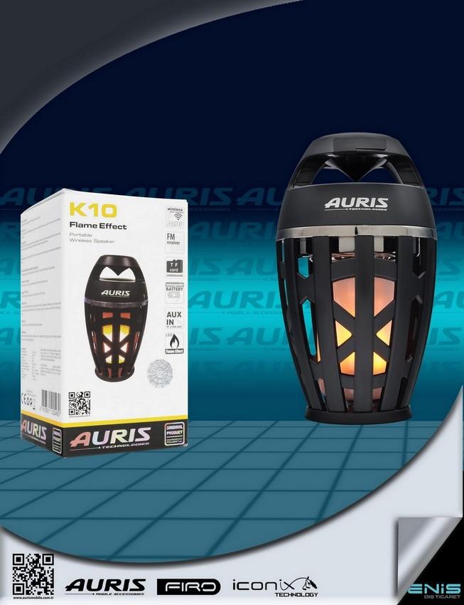 Auris K10 MÜzik Çalar