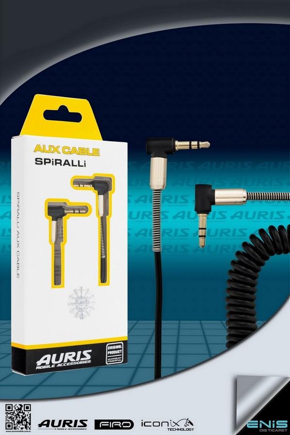 Auris Aux Kablo Sprilalli