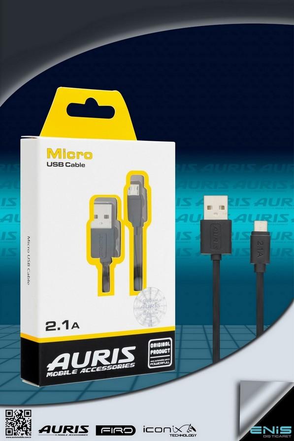 Aurıs Mikro Usb kablo