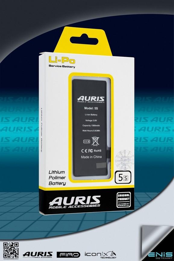 Aurıs 5S Lityum Polimer Batarya