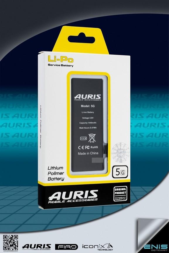 Aurıs 5G Lityum Polimer Batarya
