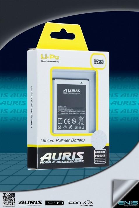 Auris S5360 Lithium Polimer Batarya