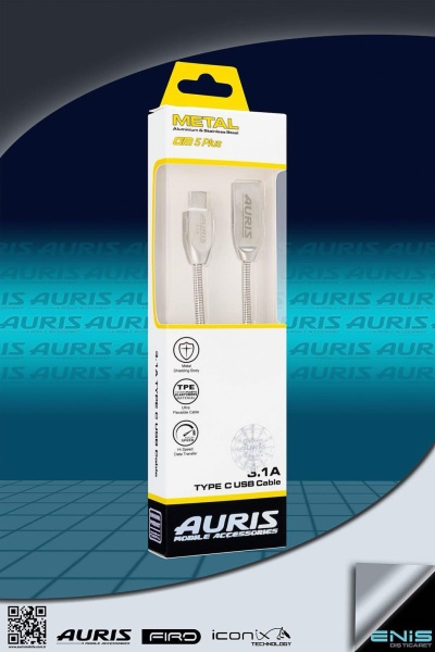 GM5 Plus Metal Type-c Usb Kablo 1m
