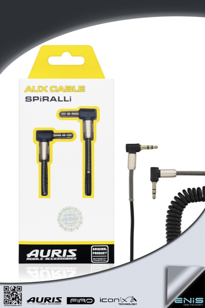AUX CABLE Spiralli