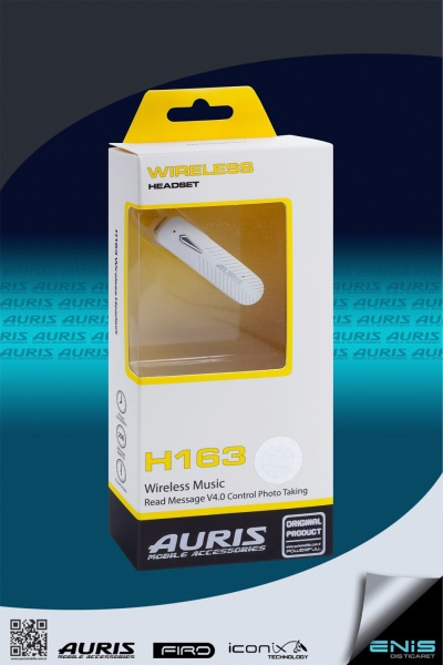 H163 Bluetooth  Kulaklık