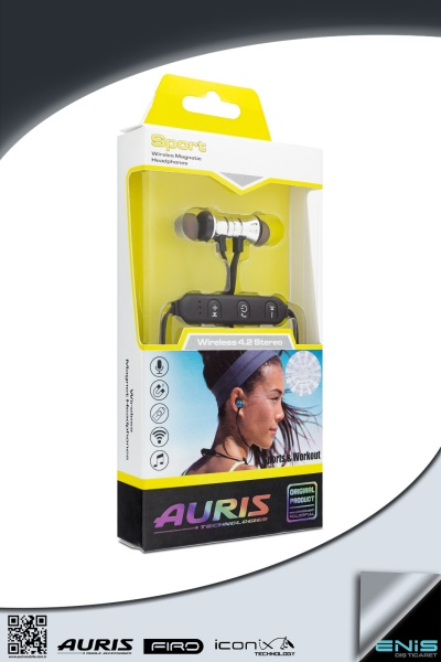 Wireles Magnetic Headphones Sport