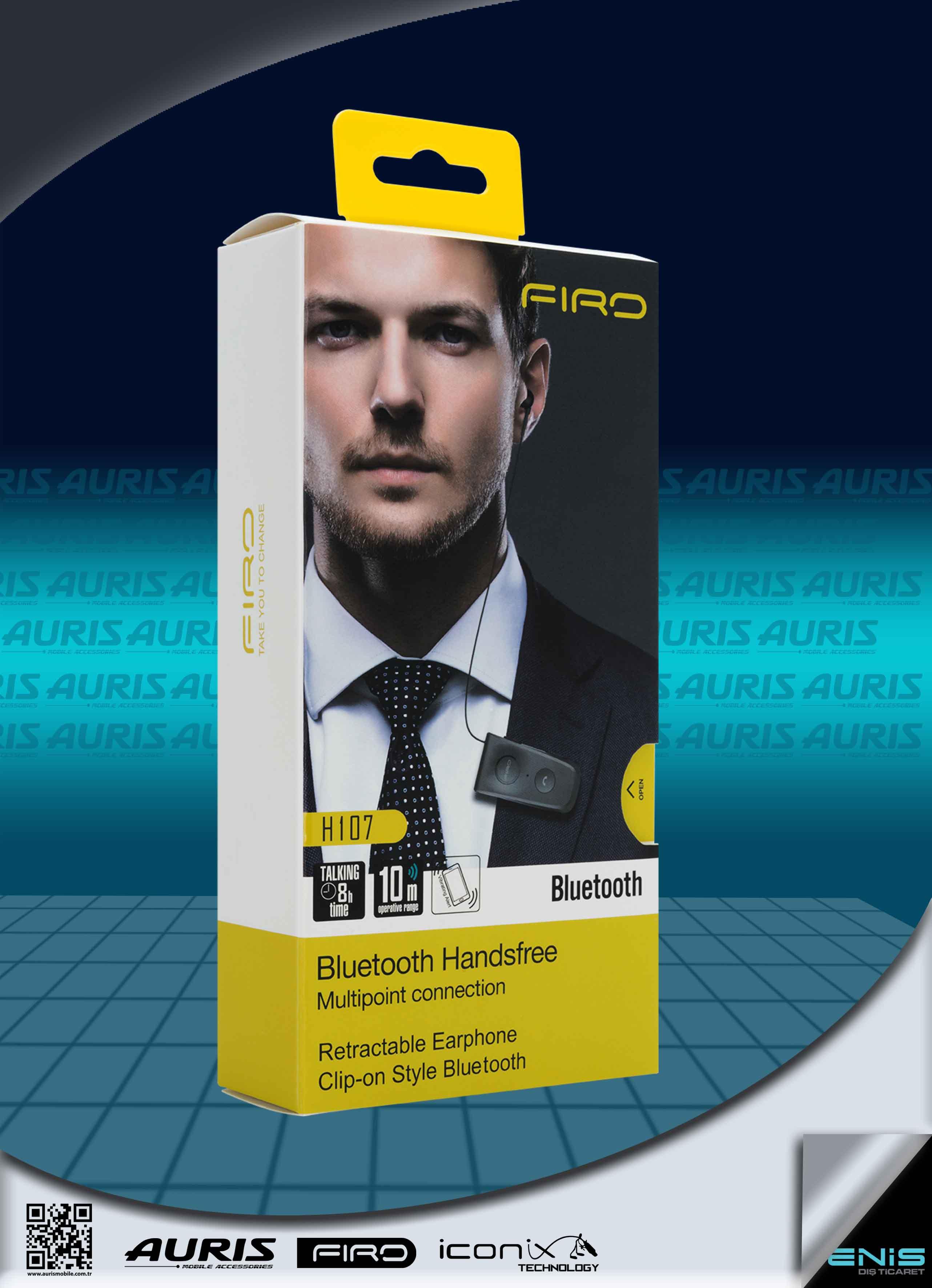 Firo H107 Bluetooth Kulaklık